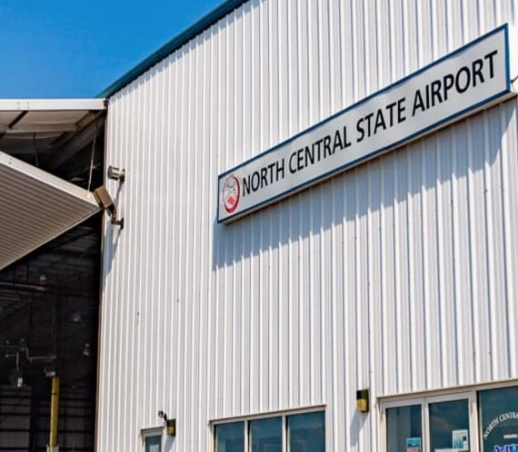 North Central Sate Airport Terminal